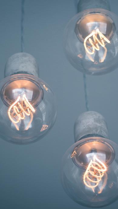 灯泡 光亮 钨丝 照明
