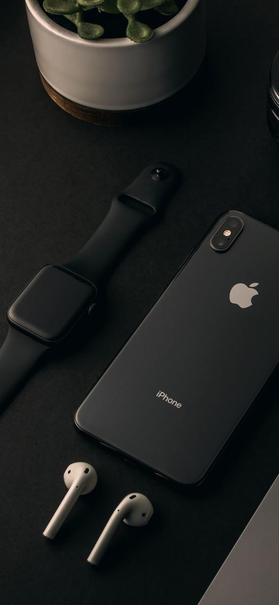 iPhone 苹果平安彩票娱乐平台 手表 耳机