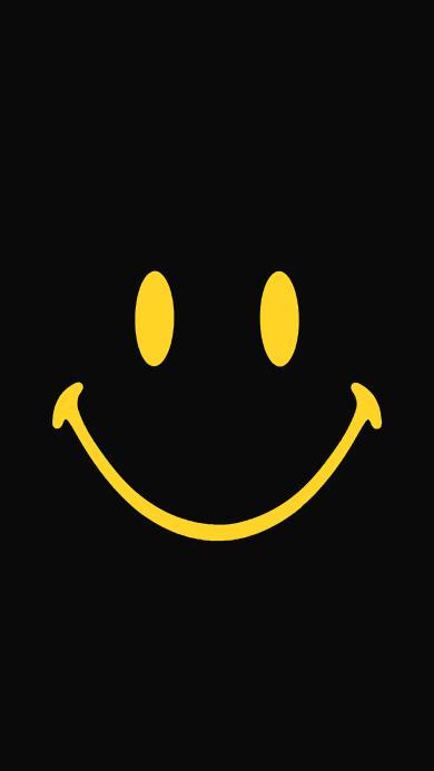 笑脸 CHINATOWN MARKET 黑色 表情 品牌