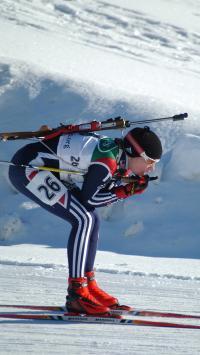 滑雪 雪山 运动员 雪地