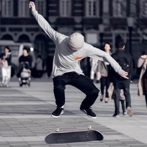 滑板 竞技 街道 运动