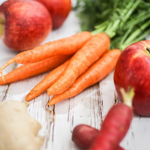 食材 蔬菜 胡萝卜 苹果 果蔬