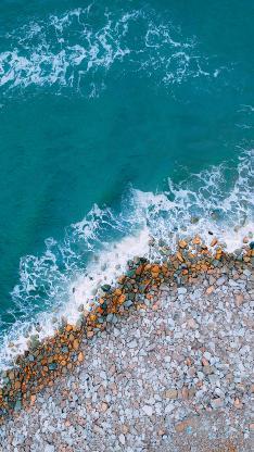 大海 海浪 海岸 海水