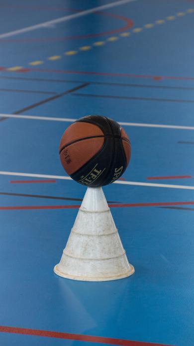 篮球 运动 球场 塑料桶