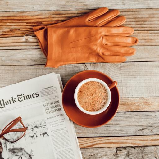 饮品 咖啡 提神 手套