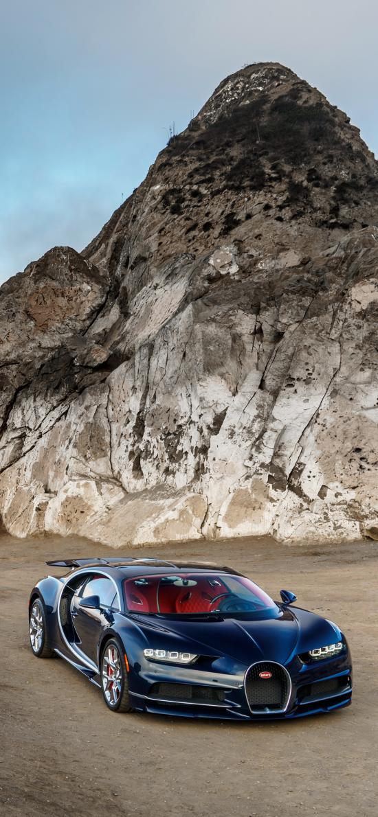 布加迪 超级跑车 炫酷 海报