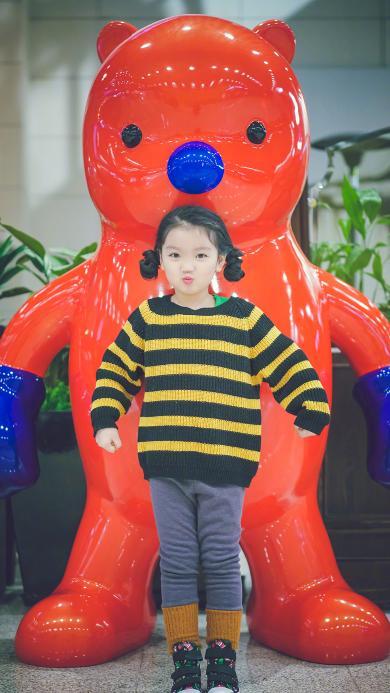 阿拉蕾 崔雅涵 小女孩 萌 可爱