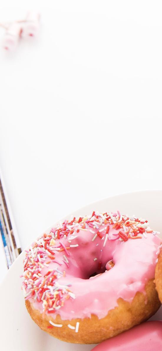 甜甜圈 甜品 小吃 面点