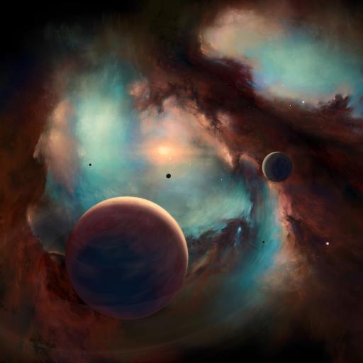 宇宙 太空 星球 天文
