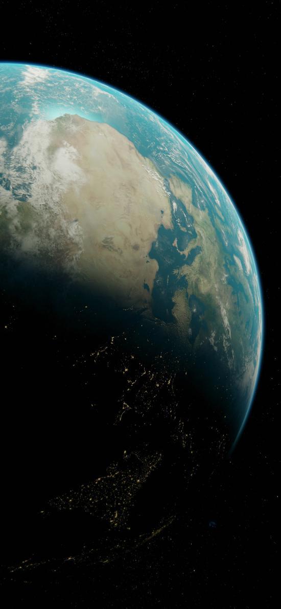 地球 宇宙 太空 星球