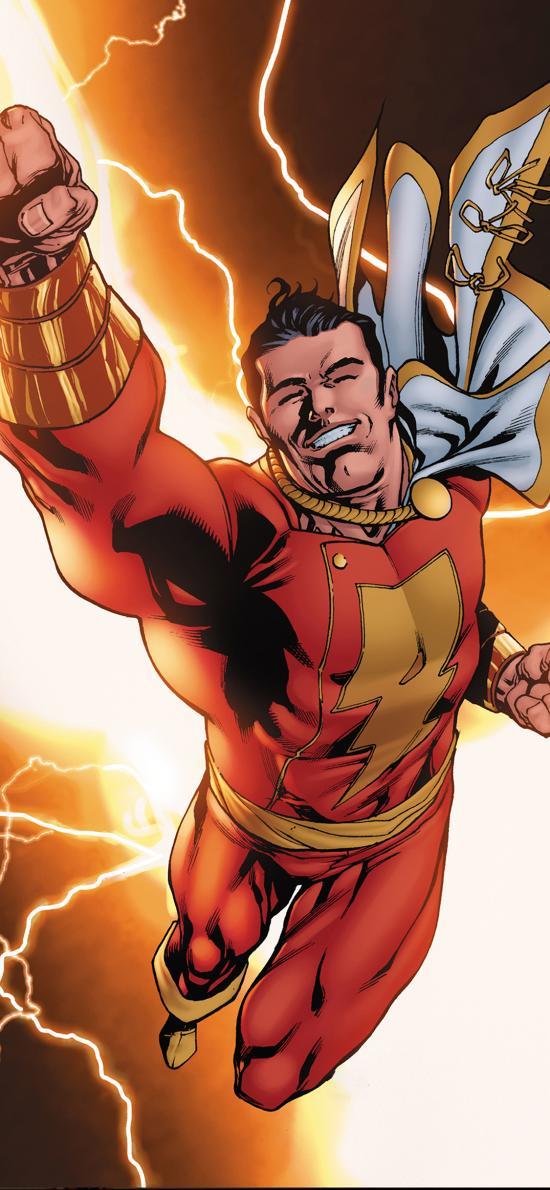 闪电侠 DC漫画 超级英雄 欧美