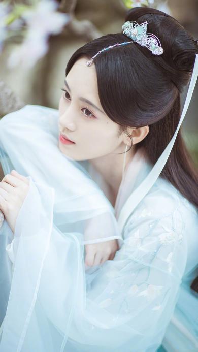 新白娘子传奇 古装 电视剧 剧照 鞠婧祎