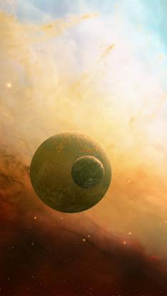 宇宙 太空 星球 神秘 科学