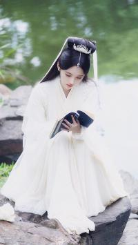 新白娘子传奇 古装 电视剧 海报 鞠婧祎 白素贞