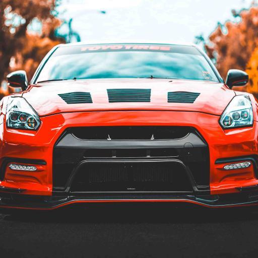 跑车 汽车 赛车 红色