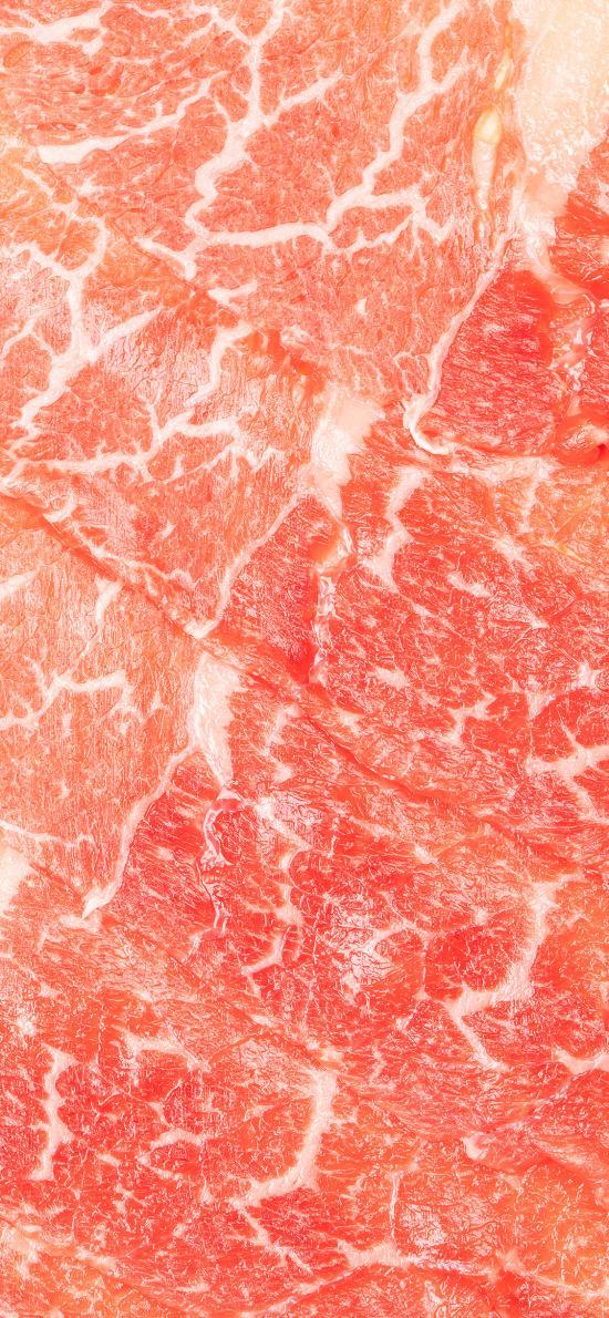 食材 牛肉 纹理 雪花