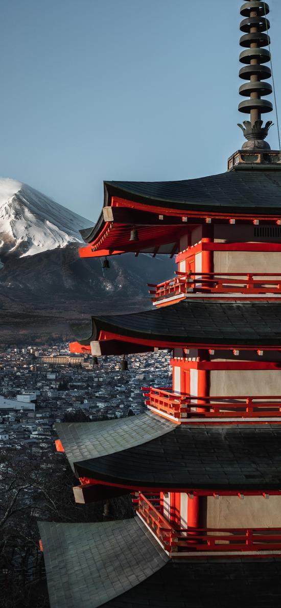 日本 地标 浅草寺 寺庙