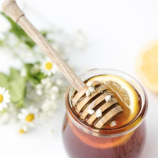 蜂蜜 柠檬 饮品 木棒