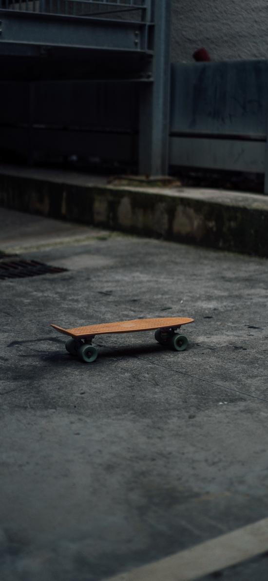 滑板 滑行 竞技 运动