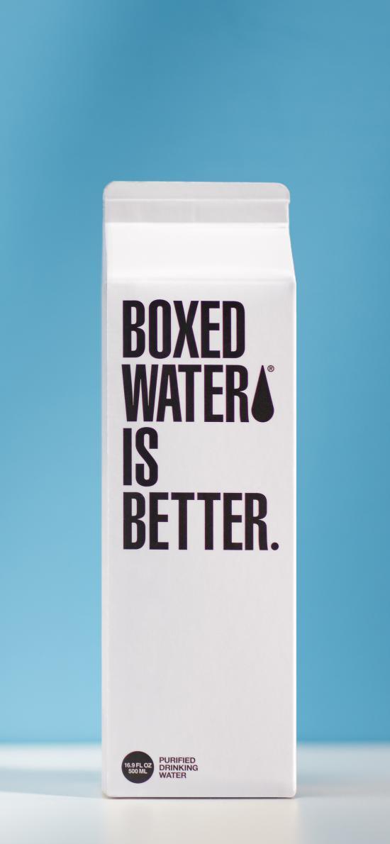 饮用水 瓶装水 简约 water