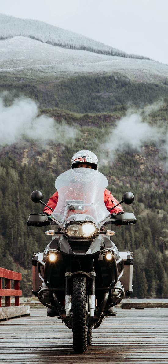 机车 摩托 竞速 骑行
