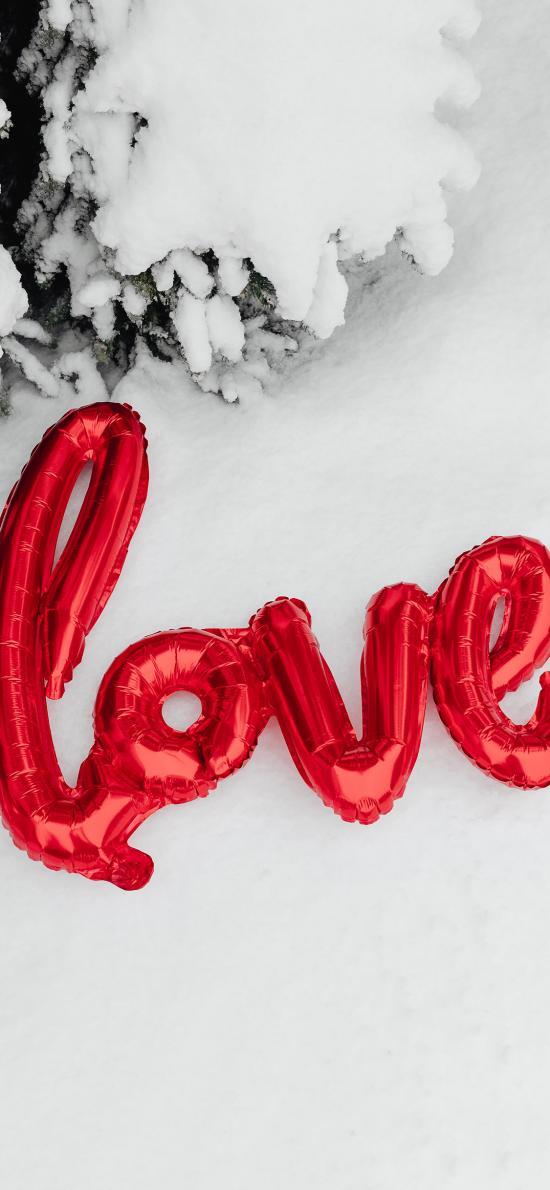 love 爱情 字母气球 英文