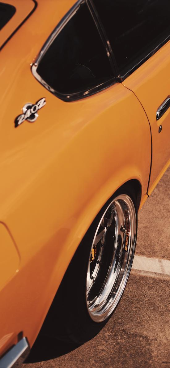汽车 车漆 车身 轮胎