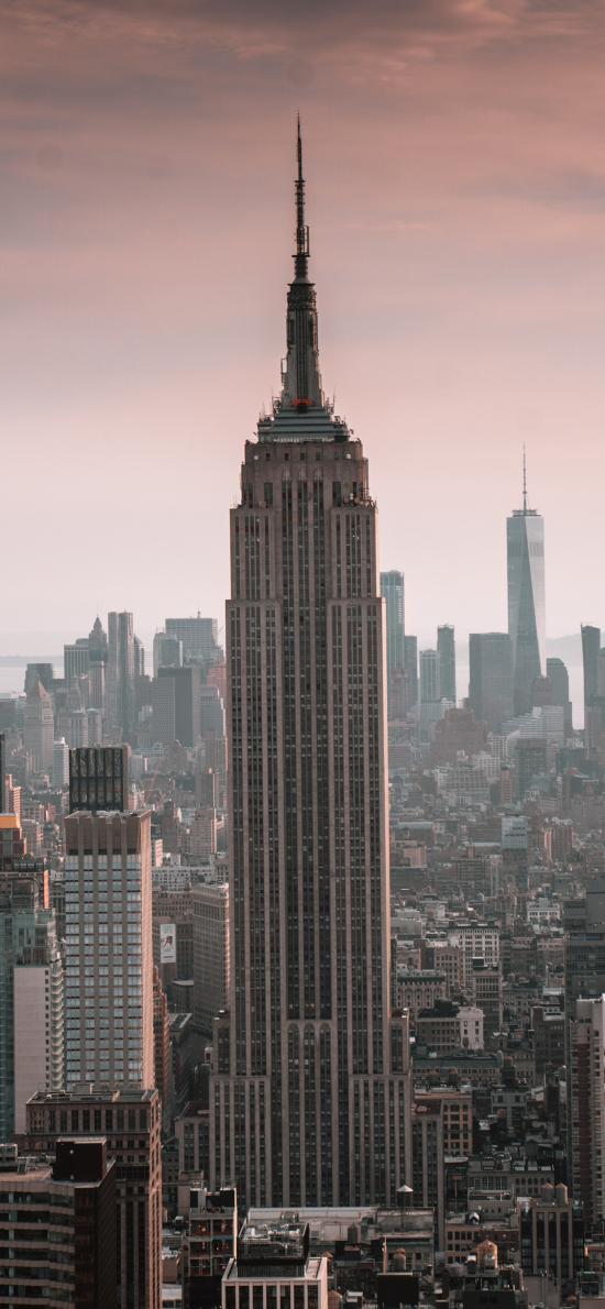 地标 帝国大厦 建筑 纽约