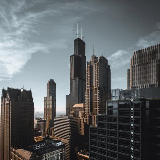 城市 建筑 高楼大厦 都市 繁华