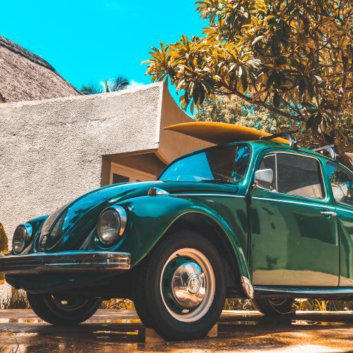 汽车 复古 怀旧 驾驶