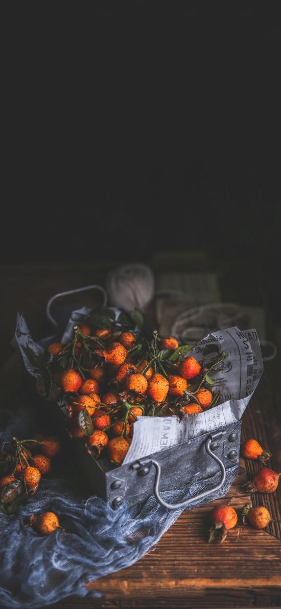 水果 刺梨 黄色 酸甜