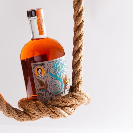 绳子 酒瓶 酒精饮料