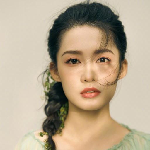 李沁 鲜花 演员 明星 艺人