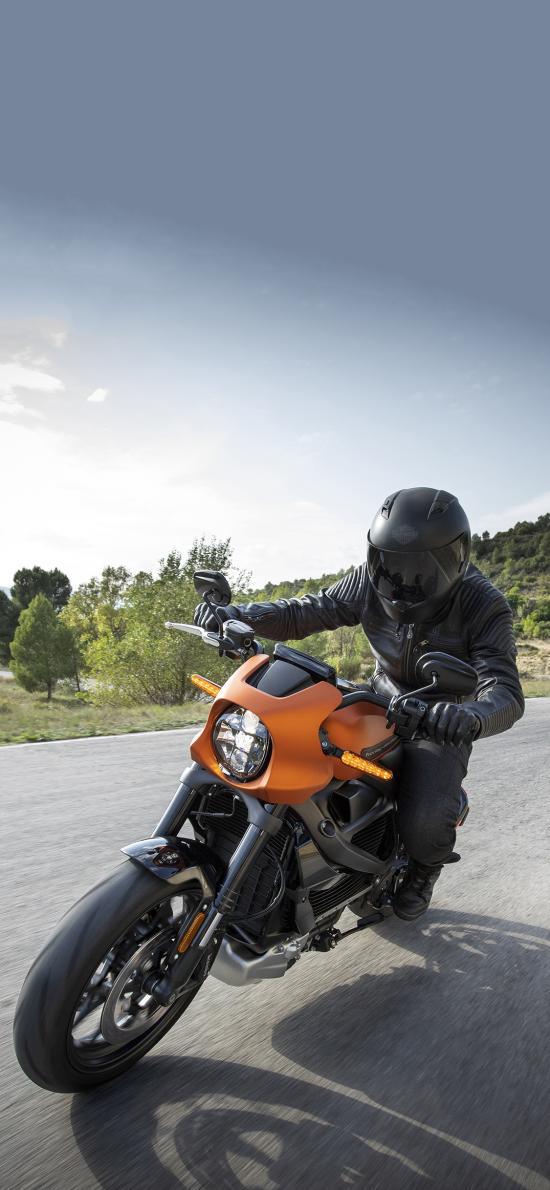 摩托 机车 竞速 骑行