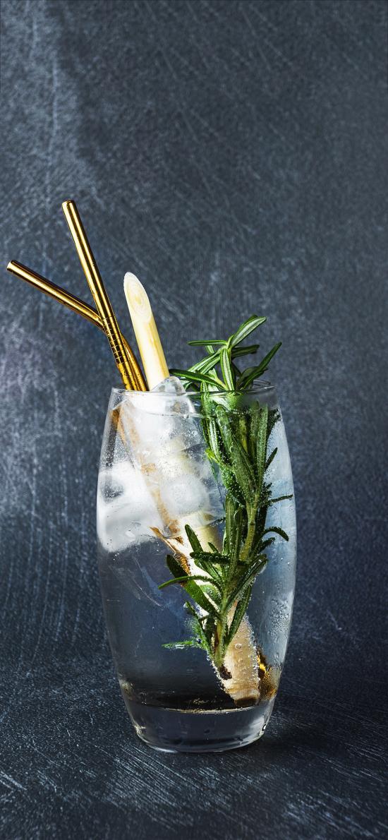 饮品 调制 冰块 解渴