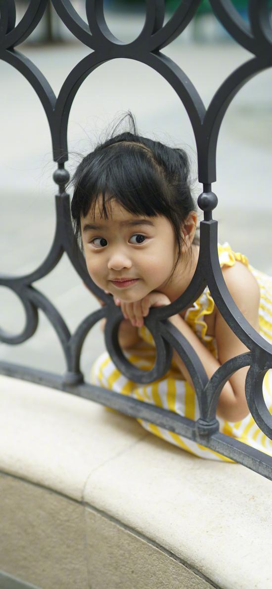 包可艾 包饺子 小女孩 可爱