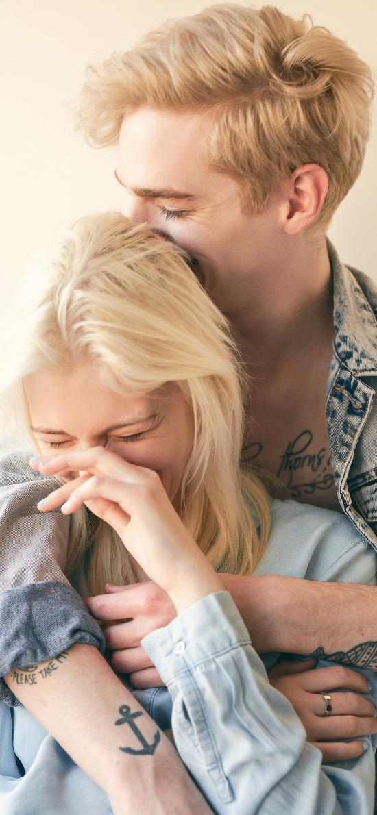 欧美 情侣 写真 爱情 拥抱