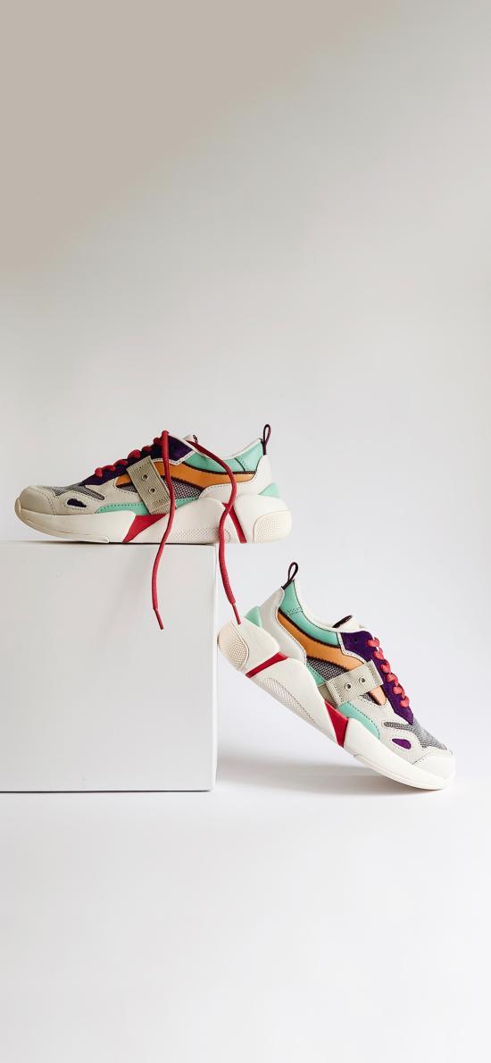 静物 运动鞋 品牌 波鞋