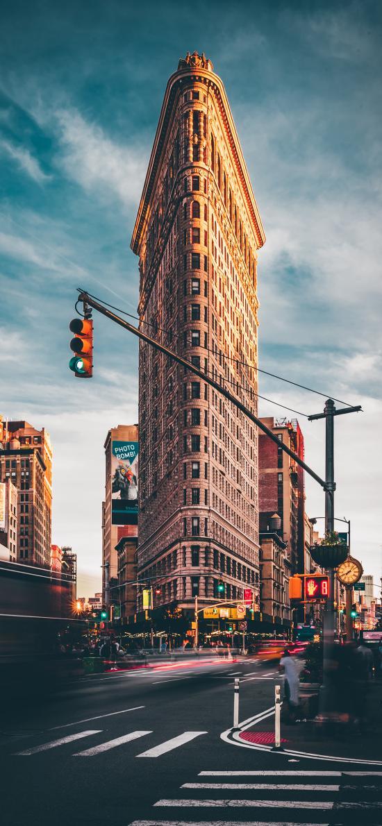 城市 建筑 欧式 高楼