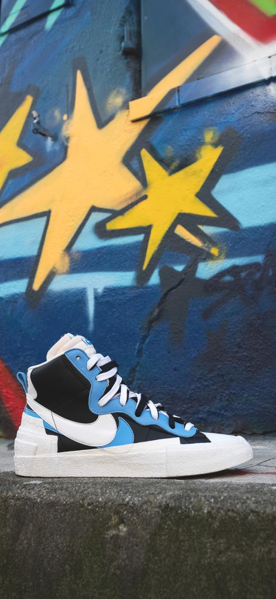 耐克 球鞋 运动鞋 AJ 涂鸦