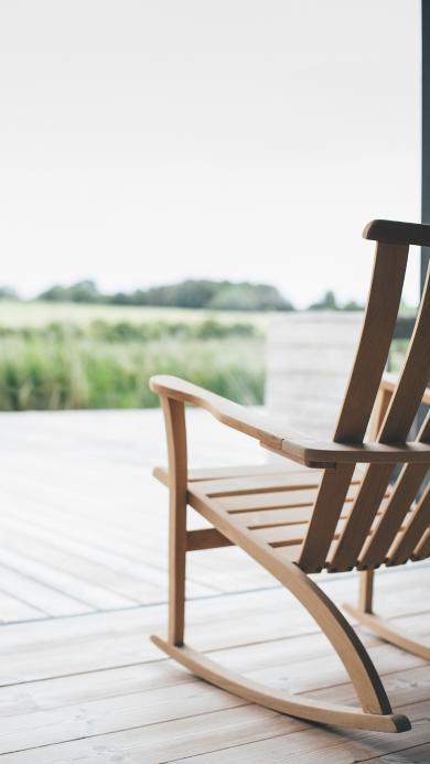 家居 家具 木椅 摇椅 休闲
