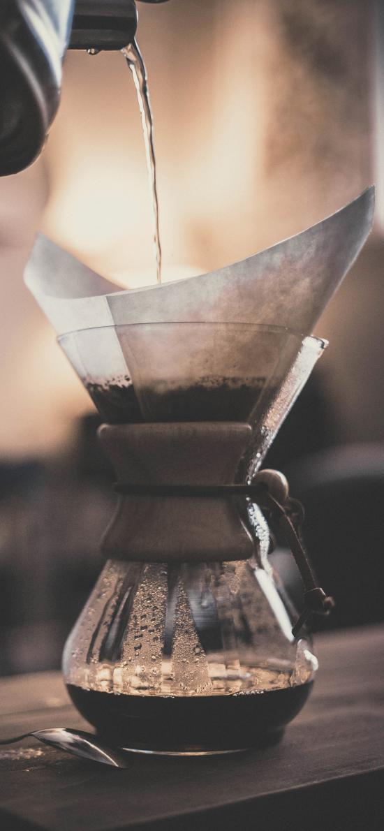 饮品 咖啡 过滤壶 提神