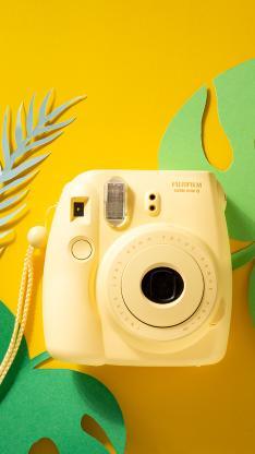 摄像 器材 可爱 拍立得 立可拍