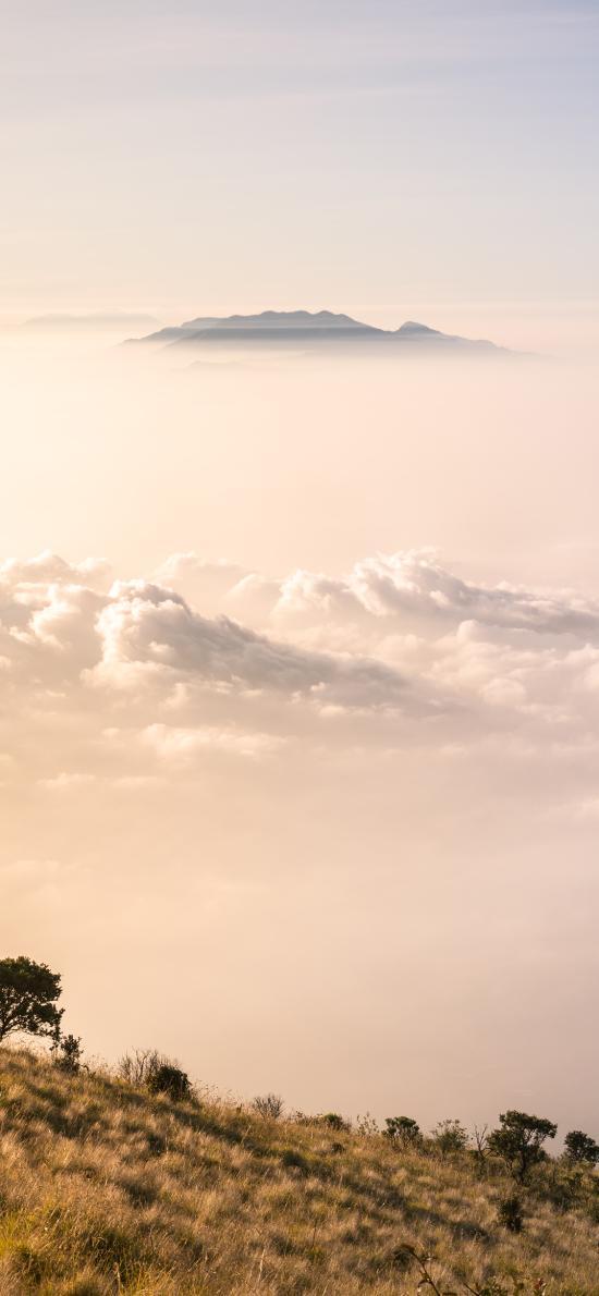 天空 云彩 云层 广阔