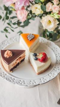 草莓 甜品 糕点 蛋糕 精致