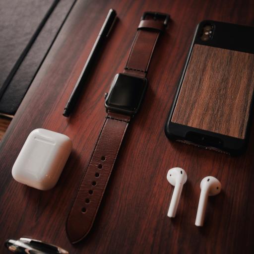 静物 手表 耳机 手机