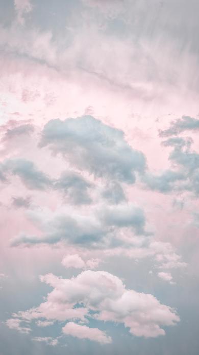 云彩 云朵 天空 自然