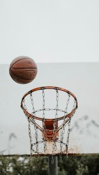 场地 球场 球框 篮球