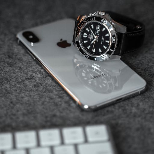 手表 手机 键盘 静物