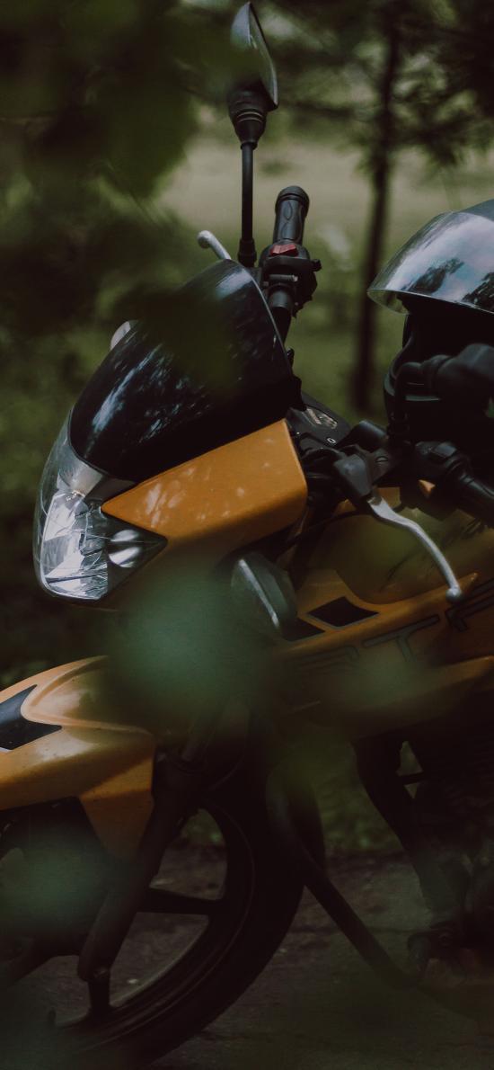 机车 摩托车 头盔 帅气